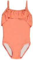 Chloé Sale - 1 Piece Ruffle Swimsuit