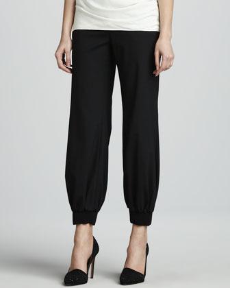 Rachel Zoe Wool Harem Pants
