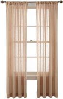 Martha Stewart MarthaWindowTM Promenade Rod-Pocket Curtain Panel