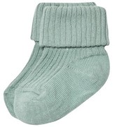 MP Oxide Green Baby Ankle Socks