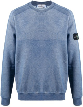 Stone Island Dust Treatment sweatshirt