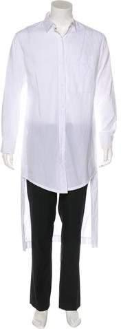 Craig Green Longline Poplin Shirt