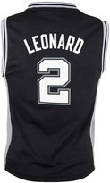 adidas Kids' Kawhi Leonard San Antonio Spurs Revolution 30 Jersey