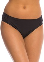 Bleu Rod Beattie Jet, Set, Go Solid Tab Side Hipster Bikini Bottom 8140020
