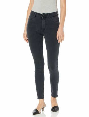 DL1961 Women's Farrow Ankle-High Rise Instasculpt Skinny