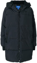 adidas hooded puffer coat