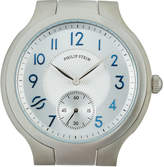 Philip Stein Teslar 40mm Round Steel Watch Head