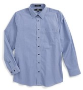 Nordstrom Boy's Neat Dress Shirt