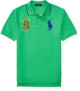 Ralph Lauren 8-20 Cotton Mesh Polo Shirt