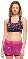 Juicy Couture Compression Racer Back Bra