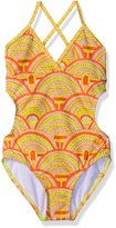 Roxy Girls' Sunrise Summer One Piece