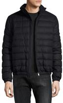 Prada Wool Quilted Jacket