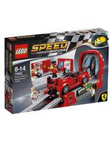 Lego Speed Champions Ferrari FXX K & Dev