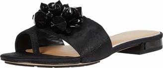 Donald J Pliner Womens Flat Sandal