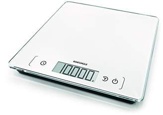Soehnle 61505 Page Comfort 400 Kitchen Scales, White