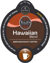 Vue VueTM Pack 16-Count Tully's® Hawaiian Blend Coffee for Keurig Brewers