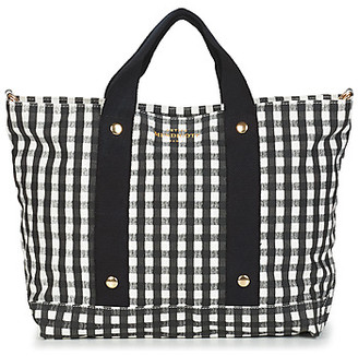 Petite Mendigote ROMANE women's Shopper bag in Black