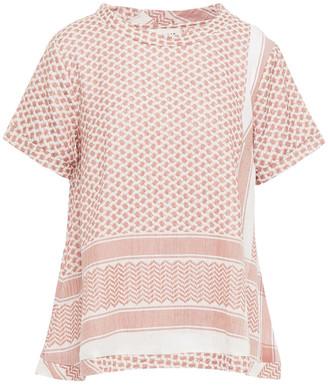Cecilie Copenhagen Cotton-jacquard Top