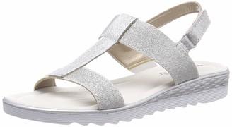 Tamaris 1-1-28241-22 Womens Ankle-Strap