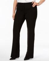 Alfani Plus Size Bootcut Pants, Created for Macy's
