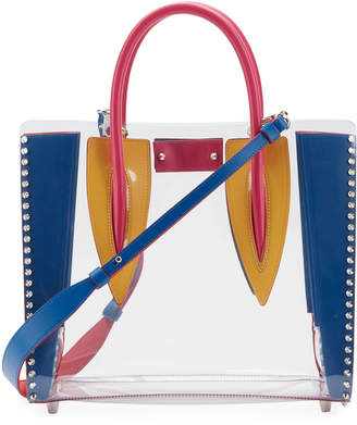 Christian Louboutin Paloma Medium PVC Tote Bag
