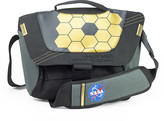 A Crowded Coop Messenger Bags Black - James Webb Space Telescope Courier Bag