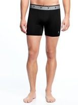 "Old Navy Go-Dry Cool Performance Boxer Briefs for Men (6"")"