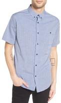 Ezekiel Men's Dobby Jacquard Shirt