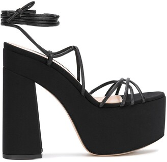 Gianvito Rossi High-Heel Strappy Sandals