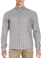 Michael Kors Jaxon Button Front Sportshirt