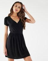 Lipsy Short Sleeve Wrap Dress
