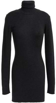 Dolce & Gabbana Ribbed Cashmere Turtleneck Sweater