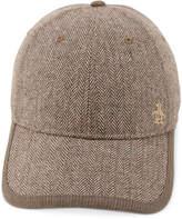 Original Penguin Men's Herringbone Baseball Cap