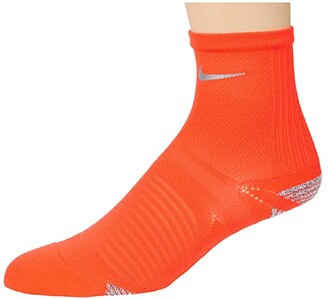 Nike Racing Socks (Black/Reflective) Low Cut Socks Shoes