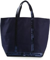 Vanessa Bruno sequin embroidered tote - women - Cotton - One Size