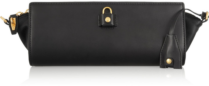 Alexander Wang Pelican leather clutch