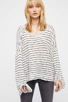 We The Free Striped Island Girl Hacci at Free People