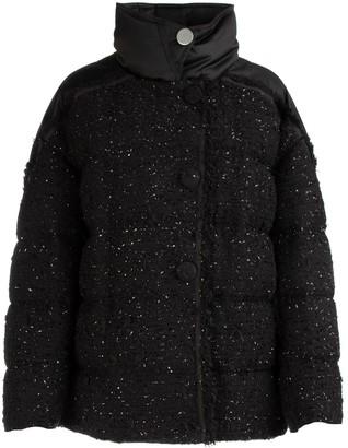 MONCLER GENIUS Moncler 1952 Tweed Padded Jacket