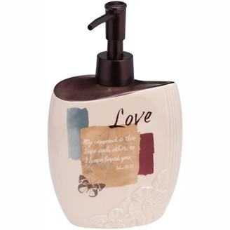 Mainstays Solace Lotion/Soap dispenser, Multicolor