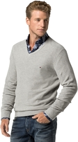 Tommy Hilfiger Final Sale- Classic V-Neck Sweater