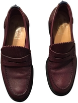 Valentino Leather Loafers