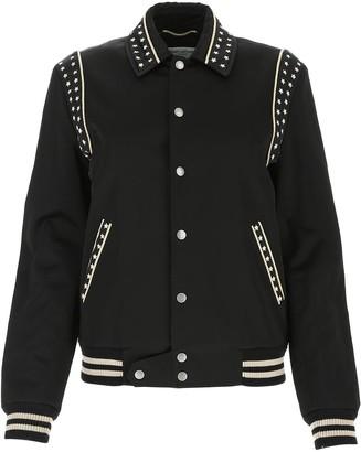 Saint Laurent Star Print Jacket
