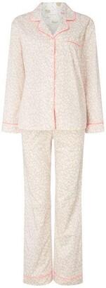 BedHead Cheetah Long Sleeve Pyjama Set