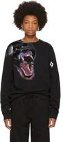 Marcelo Burlon County of Milan Black Teukenk Sweatshirt