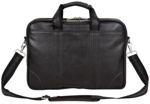 Ben Sherman In Less Distress Laptop Briefcase