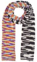Missoni Knitted alpaca-blend scarf