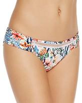 Lucky Brand Lucky Garden Bikini Bottom