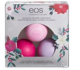 EOS 3-pk. Lip Balm Sphere Set - Holiday Limited Edition