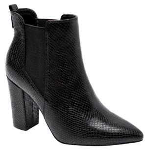 JANE AND THE SHOE Women's Susan Mod Booties Women's Shoes