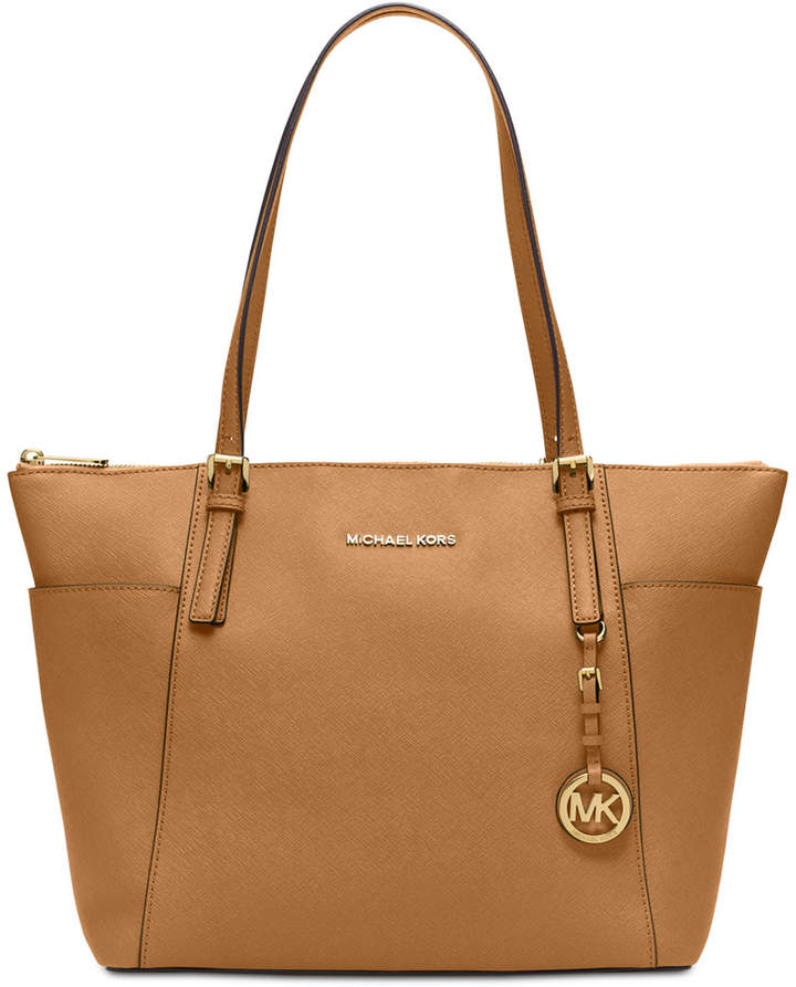 Michael Kors Jet Set Item Extra-Large Saffiano Leather Tote